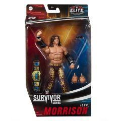 John Morrison - Elite Survivor Series - WWE Action Figure