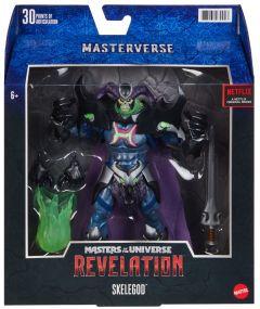 Skelegod Oversized Masterverse Action Figure   Masters of the Universe Revelation