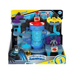 Bat-Tech Batcave Playset   DC Super Friends   Imaginext