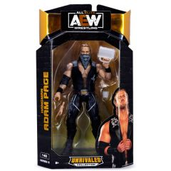 Hangman Adam Page #40   Unrivalled Collection Series 5   AEW Action Figure