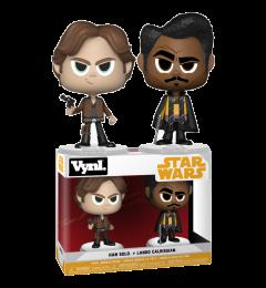 Han Solo & Lando Star Wars VYNL 2 Pack - Funko