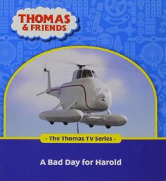 A Bad Day For Harold Book - Thomas The Tank Engine