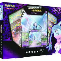 Hatterene V: Champion's PathCollection - Pokémon TCG