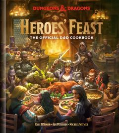 Heroes' Feast | The Official Dungeons & Dragons Cookbook