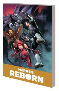 Heroes Reborn: America's Mightiest Hero Companion Vol 02 TP