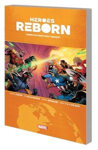 Heroes Reborn: America's Mightiest Heroes TP