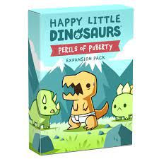 Happy Little Dinosaurs: Perils of Puberty Expansion