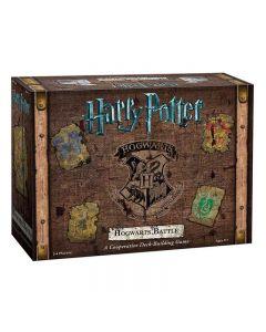 Harry Potter Hogwarts Battle | Cooperative Deck Building Game