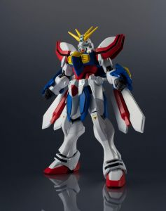 God Gundam | Mobile Suit Gundam Wing Action Figure GF13-017NJ II | Gundam Universe