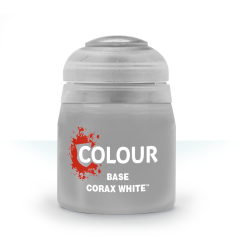 Corax White Paint - Base - Citadel