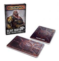 Slave Ogryn Tactics Cards - Necromunda