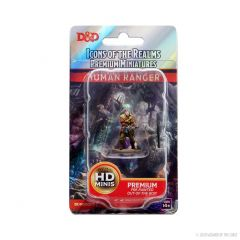 Human Ranger (She/Her/They/Them) | Icons Of The Realms Premium Figure | Wave 4 | Wizkids