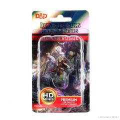 Human Rogue (He/Him/They/Them) | Icons Of The Realms Premium Figure | Wave 4 | Wizkids