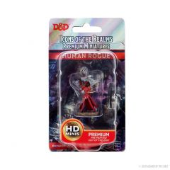 Human Rogue (She/Her/They/Them) | Icons Of The Realms Premium Figure | Wave 4 | Wizkids