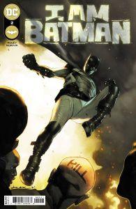 I AM BATMAN #2 COVER A OLIVIER COIPEL