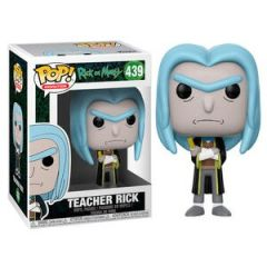 Teacher Rick - Rick & Morty - POP Vinyl Figure