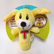 Toby Rattle - Toymaster
