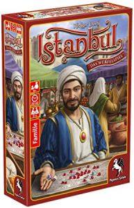 Istanbul The Dice Game