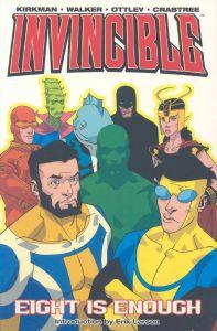 Invincible Vol 02: Eight Is Enough TP