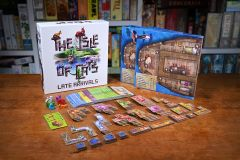 Late Arrivals: The Isle of Cats Expansion