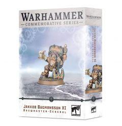 Jakkob Bugmansson XI: Brewmaster-General | Commemorative Series | Warhammer