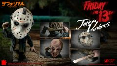 Jason Voorhees Defo-Real Statue - Star Ace