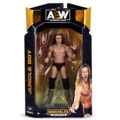 Jungle Boy #42   Unrivalled Collection Series 5   AEW Action Figure