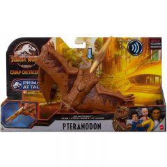 Pterandon Sound Strike Action Figure | Jurassic World | Camp Cretaceous | Primal Attack