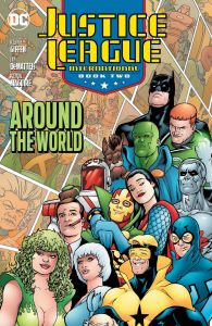 Justice League International | Book 02: Around the World TP