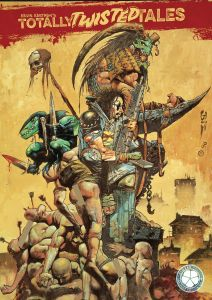 Kevin Eastman's Totally Twisted Tales | Vol 01 | Cover B Bisley