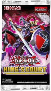 King's Court Booster Pack | Yu-Gi-Oh!