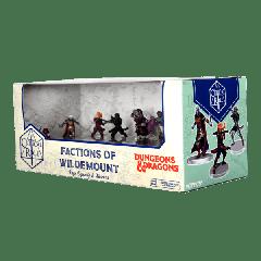 Kryn Dynasty & Xhorhas Box Set   Factions of Wildemount   Critical Role PrePainted