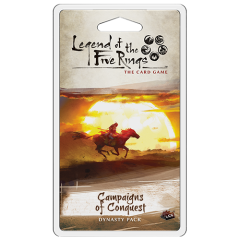 Campaigns of Conquest Dynasty Pack - L5R LCG