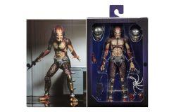 Lab Escape Fugitive Predator   Ultimate Action Figure   NECA