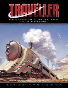 Last Train Out of Rakken-Goll Adventure | Traveller RPG