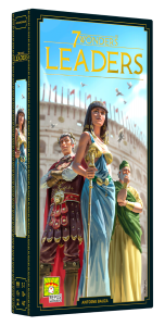 Leaders | 7 Wonders 2nd Edition Expansion