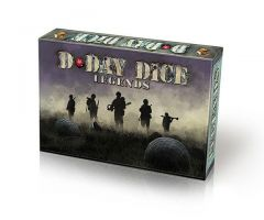 Legends Expansion | D-Day Dice 2nd Edition