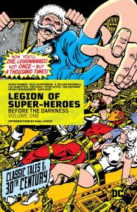 Legion of Super-Heroes | Volume One: Before The Darkness