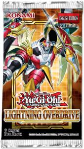 Lightning Overdrive Booster Pack | Yu-Gi-Oh!