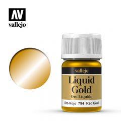 Red Gold   Model Color   Vallejo