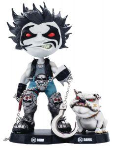 Lobo & Dawg DC Minico Vinyl Statue