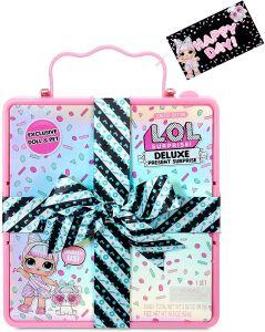 L.O.L. Surprise! Deluxe Present Surprise - Pink