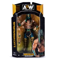 Luchasaurus #41   Unrivalled Collection Series 5   AEW Action Figure
