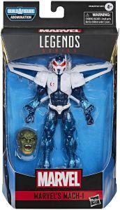"Mach-1 - Marvel Legends Series 6"" Figure"
