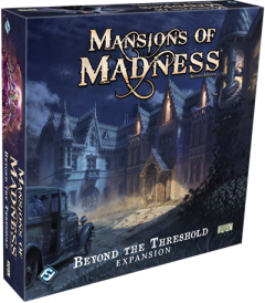 Beyond The Threshold Expansion | Mansions Of Madness Second Edition
