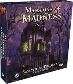 Sanctum of Twilight Expansion | Mansions Of Madness Second Edition