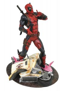 Deadpool Taco Truck Edition | Marvel Gallery PVC Statue