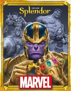 Splendor -  Marvel Board Game