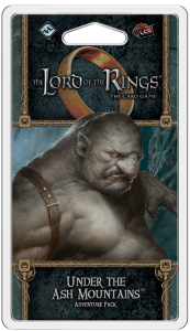Under the Ash Mountains   Lord of the Rings: The Card Game LCG   LOTR