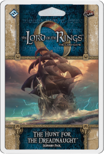The Hunt for the Dreadnaught Scenario Pack | The Lord of the Rings: The Card Game LCG